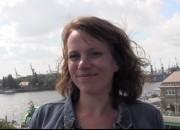 Tanja Schwarz Weltroman Interview Lounge Kerstin Carlstedt