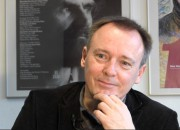 mirko bonné, feuerland, schöffling, interview lounge, kerstin carlstedt